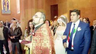 ARMEN JANNA WEDDING