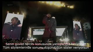 Kendrick Lamar - All The Stars (Türkçe Çeviri) (Live from NCAA)