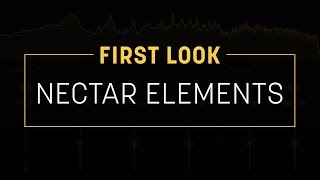 Coming Soon | Nectar Elements