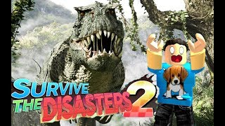 NEW DEADLY DISASTERS IN ROBLOX SURVIVE THE DISASTERS 2
