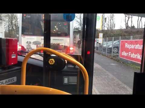 Bus 782 Solingen Hbf - Düsseldorf Heinrich-Heine-Allee