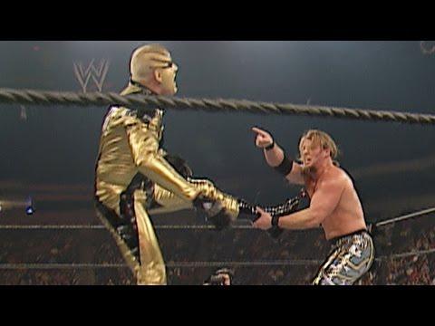Chris Jericho & Christian vs. Booker T & Goldust: WWE World Tag Team Title Match: No..