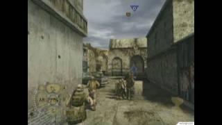 Full Spectrum Warrior Xbox Gameplay