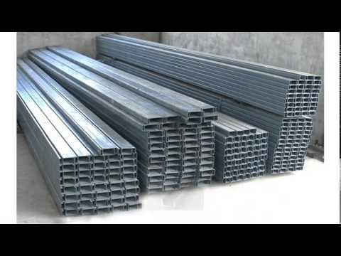 C Channel Steel