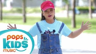 Giọt Sương Trên Mi Mắt - Bé Ngọc Nhi   Ca Nhạc Thiếu Nhi - POPS Kids Music
