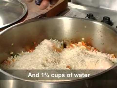 מתכוני סוגת: פילאף של אורז עם ירקות שורש ועוף