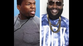 Rick Ross Claims to be the Biggest L 50 Cent Has Ever Received. He Says He Pity's Him.