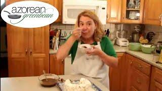Azorean Greenbean: Hot and Cold Dessert