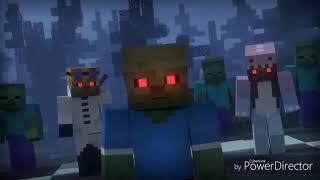Reymen - Derdim olsun minecraft zombi istilası 3