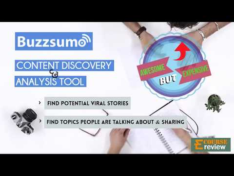 Buzzsumo alternatives - 5 content discovery tools to find viral ideas