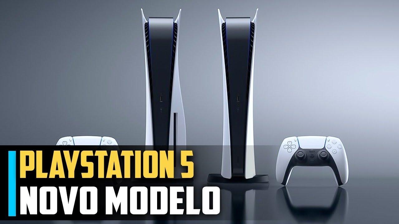 Download NOVO modelo do PLAYSTATION 5 e Ubisoft ACABA com jogo em UM ANO
