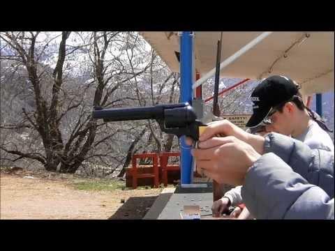 shooting the J.P. Sauer & Sohn pistol