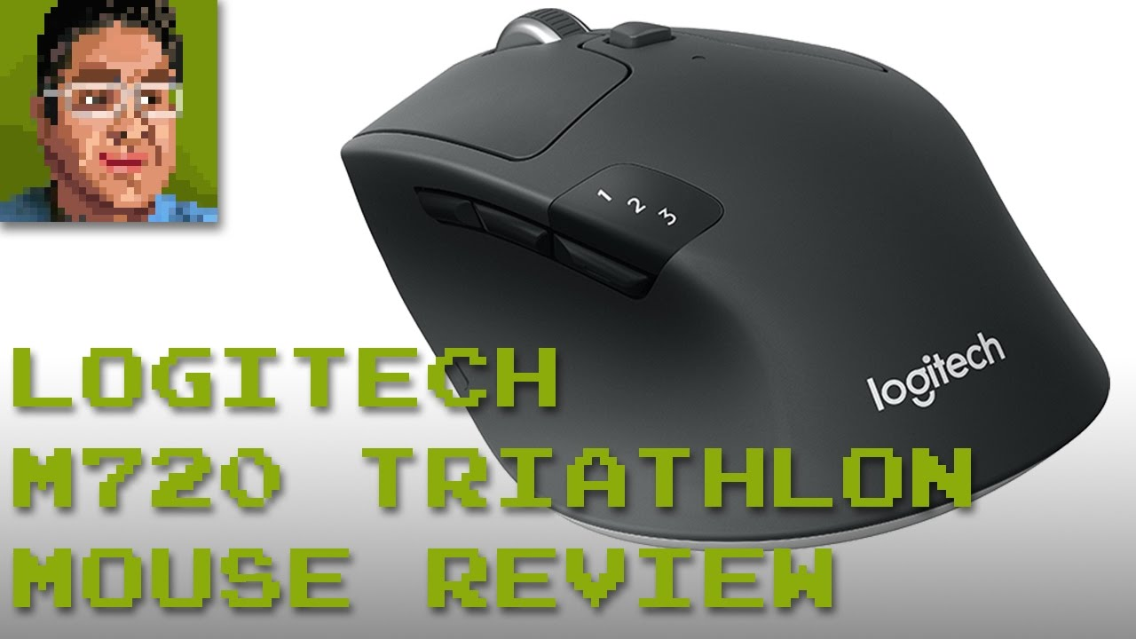 Logitech M720 Triathlon Mouse Comprehensive Review