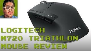 Logitech M720 Triathlon Mouse Comprehensive Review