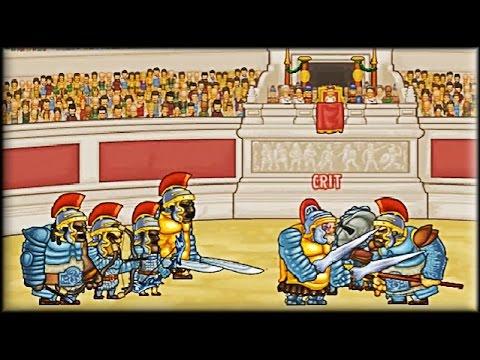Gods of Arena - Game Walkthrough (full)
