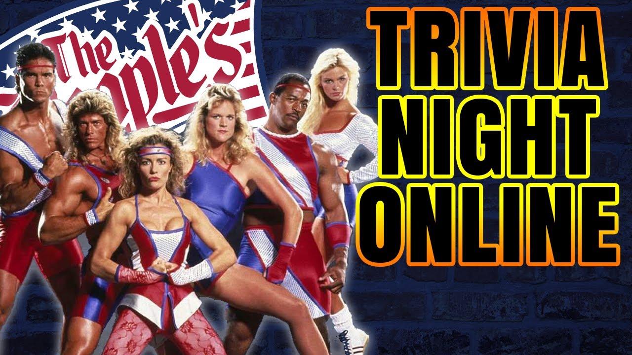 Trivia Night Online #54 | The Ameri-Quiz