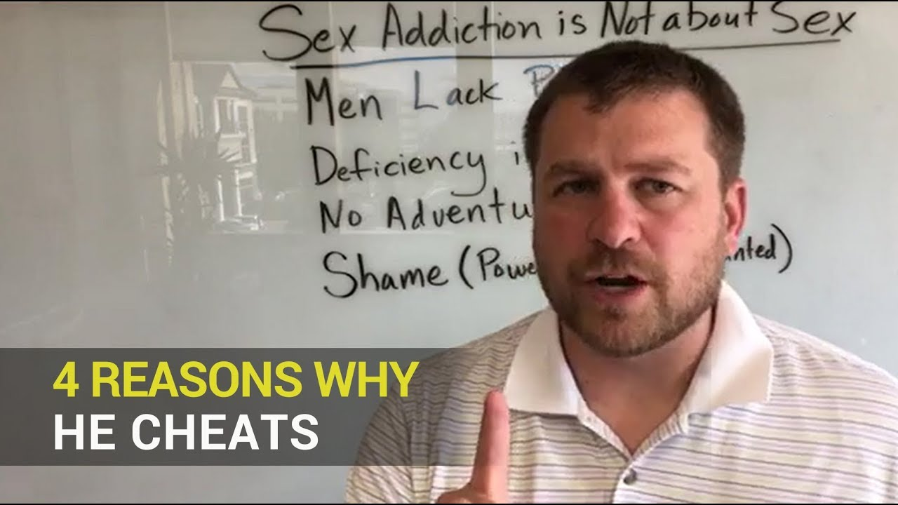 Betrayal Trauma  Recovery: Reasons Why He Cheats