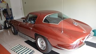 1967 Corvette for sale LOC Federal Credit union auto loan appraisal