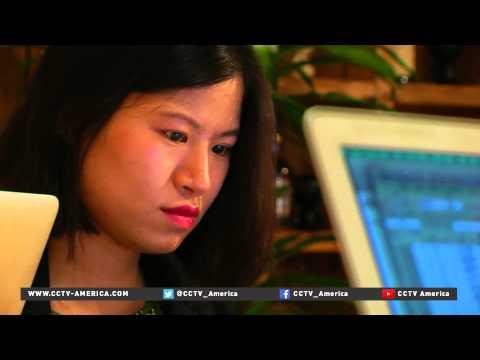 Number of female entrepreneurs soars in China