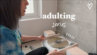 ADULTING SERIES || getting my …