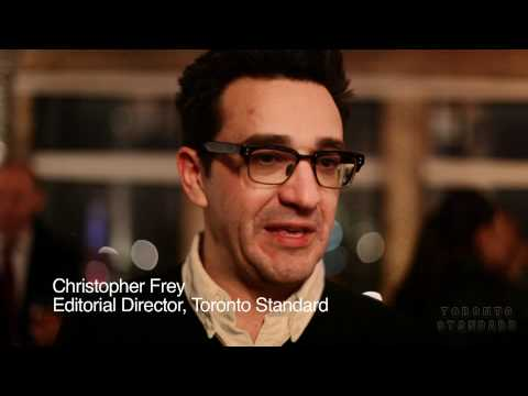 Toronto Standard Launch Event - Burroughes Building