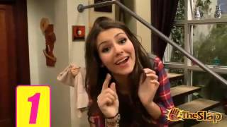Tori Takes Requests Scaring Trina (Victorious)
