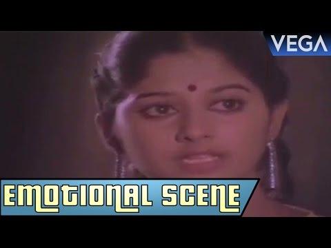 Mammootty Saves Monisha From Suresh Gopi || Sayam sandhya Movie Scenes