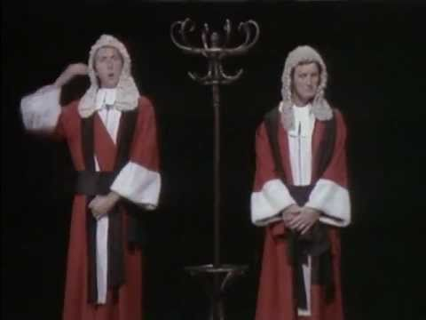 Monty Python: High Court Judges (Live at the Hollywood Bowl)