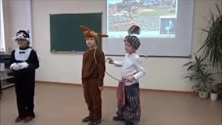 """Мини-спектакль """"Кто кого переупрямит"""""""