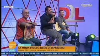 ANNALAURA GAUDINO domenica Luna Live del 5/2/2017