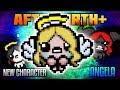 Angela (Angel) - Afterbirth+ Mod