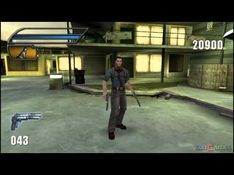 Dead to Rights: Reckoning - Gameplay PSP HD 720P (Playstation Portable)
