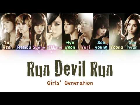 Girls' Generation (소녀시대) - Run Devil Run | Color Coded HAN/ROM/ENG Lyrics