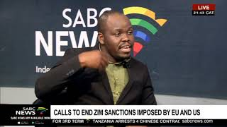 Zimbabwe sanctions cited for non-growth