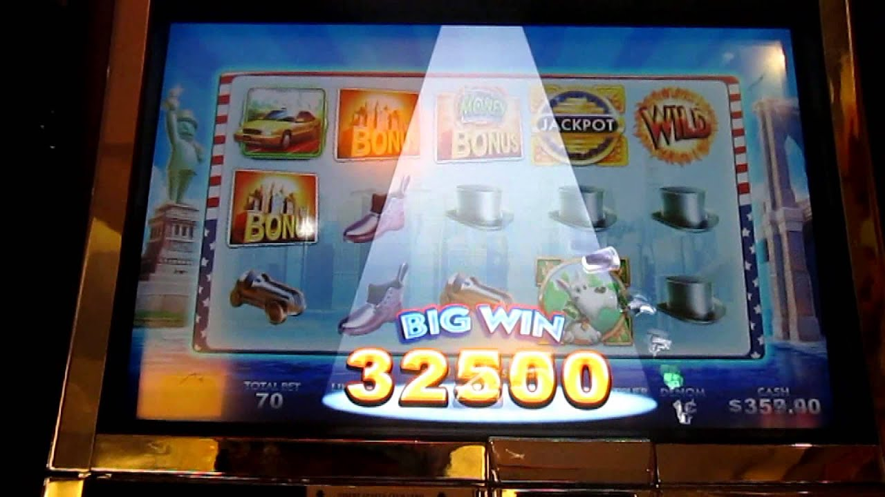 Super easy money slot machine
