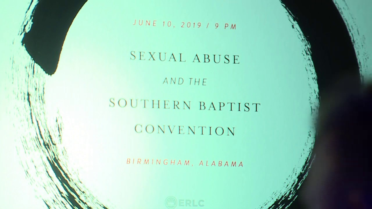 ERLC panel at Southern Baptist Convention in Birmingham