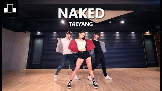 TAEYANG-NAKED / dsomeb Choreography & Dance