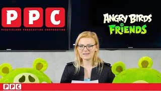 Angry Birds Friends PPC News: Hogovernment takes action