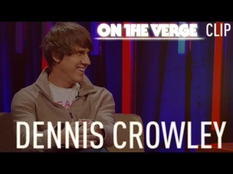 Dennis Crowley interview - On The Verge