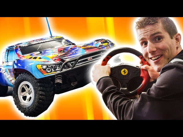 First Person View RC Car Racing!!