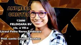 ANDREEA CRISTEA  PROMO BWF 2019
