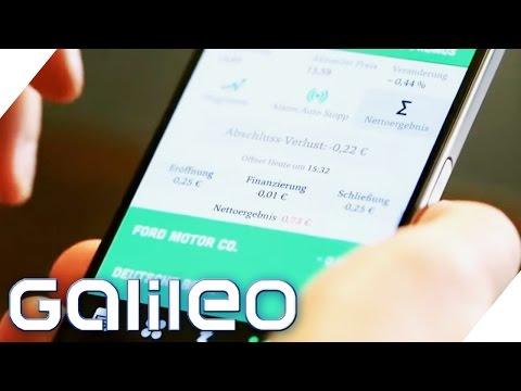 Reich per Trading-App | Galileo Lunch Break
