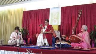 Shrimati Anita Roy—Vocal Raga Hamir in Teentaal (16 beats)