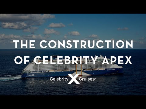 Take a whirlwind tour of Celebrity Apex
