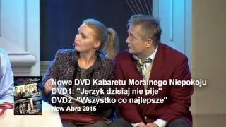 """Kabaret Moralnego Niepokoju - Trailer DVD1: """"Jerzyk dzisiaj nie pije"""" (New Abra, 2015))"""