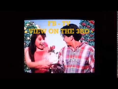 1991 GMA 7 commerical break