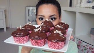 Die BESTEN & LECKERSTEN Schoko-Cupcakes!