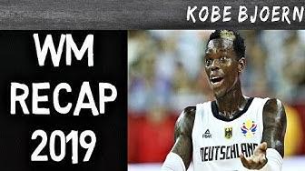 Alle WM Spiele der Deutschen | Aussicht auf Olympia 2020 | Kobe Bjoern