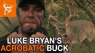 Download LUKE BRYAN'S FENCE FLIP BUCK! | Buck Commander Mp3 and Videos