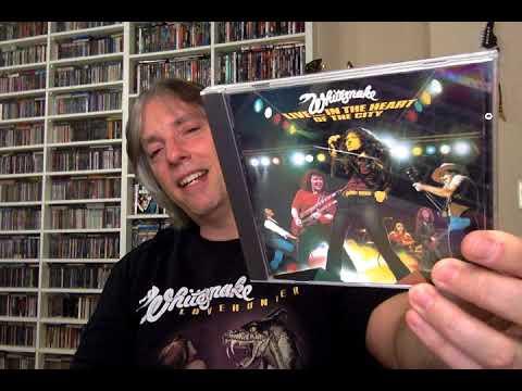 The History of Whitesnake!
